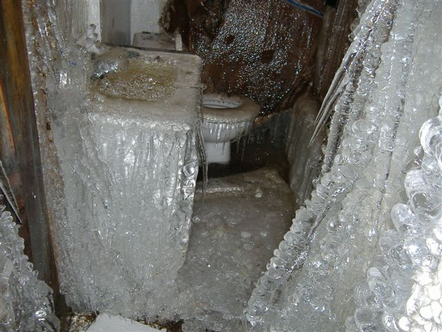 ice damage public adjuster claim